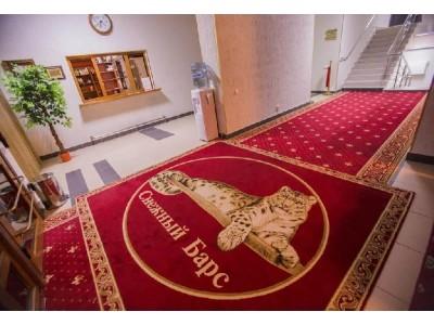 Отель Снежный барс Домбай | Ресепшн