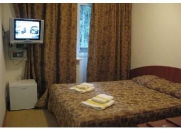 Стандарт 1-местный | Номера и цены в отеле Снежный барс Домбай