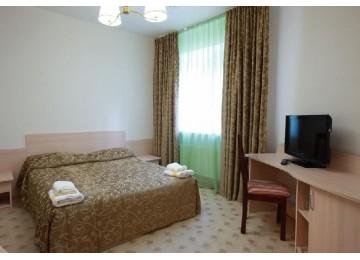 Стандарт 2-местный | Номера и цены в отеле Снежный барс Домбай