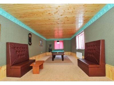 Отель Снежный барс Домбай | Бильярд