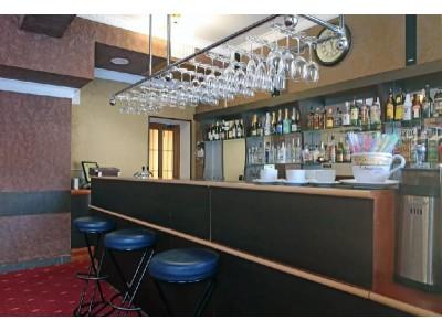 Отель Снежный барс Домбай | Лобби-бар